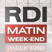 Entrevue à RDI Week-End
