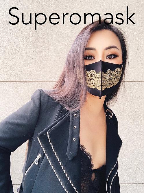Alexandra Antibac Mask | 1 piece