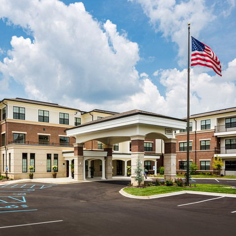 The Grand at Louisville Senior Living - Louisville, KY
