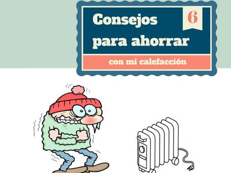 6 consejos útiles para ahorrar con mi calefacción