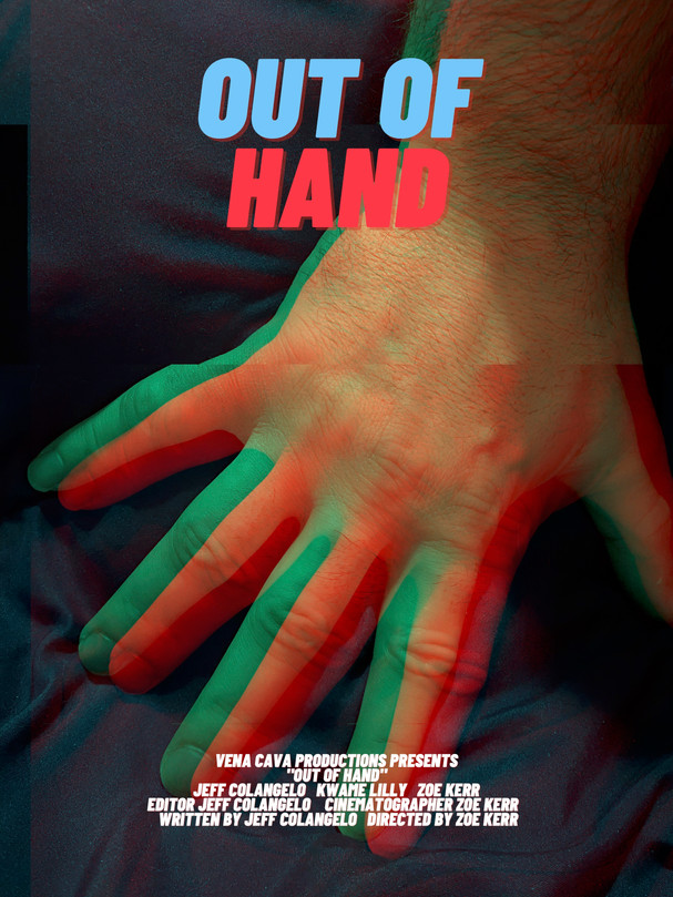 Out of Hand Poster