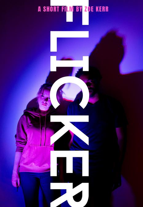 Flicker Poster
