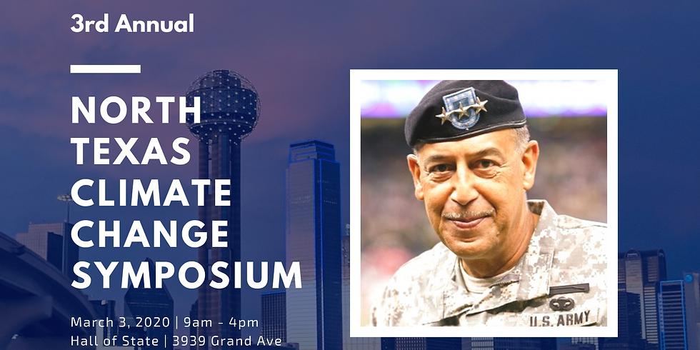 2020 North Texas Climate Change Symposium