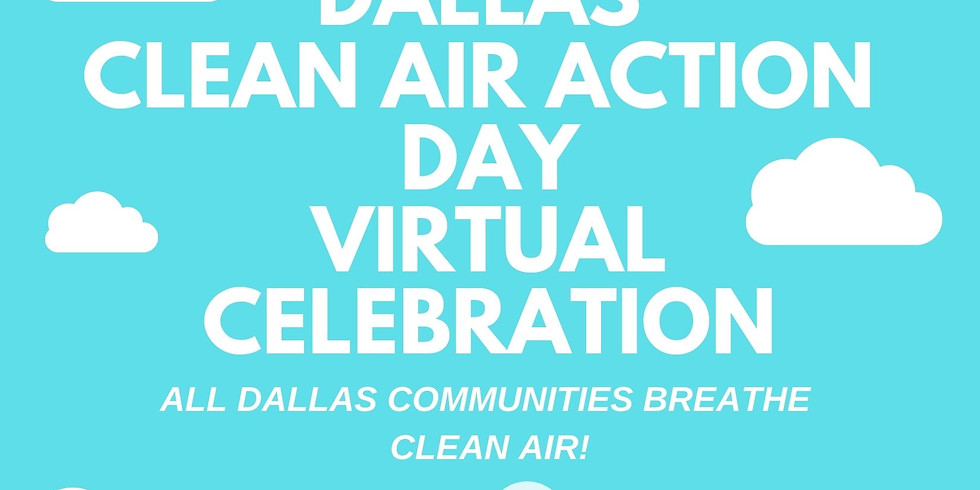 VIRTUAL Clean Air Action Day Celebration