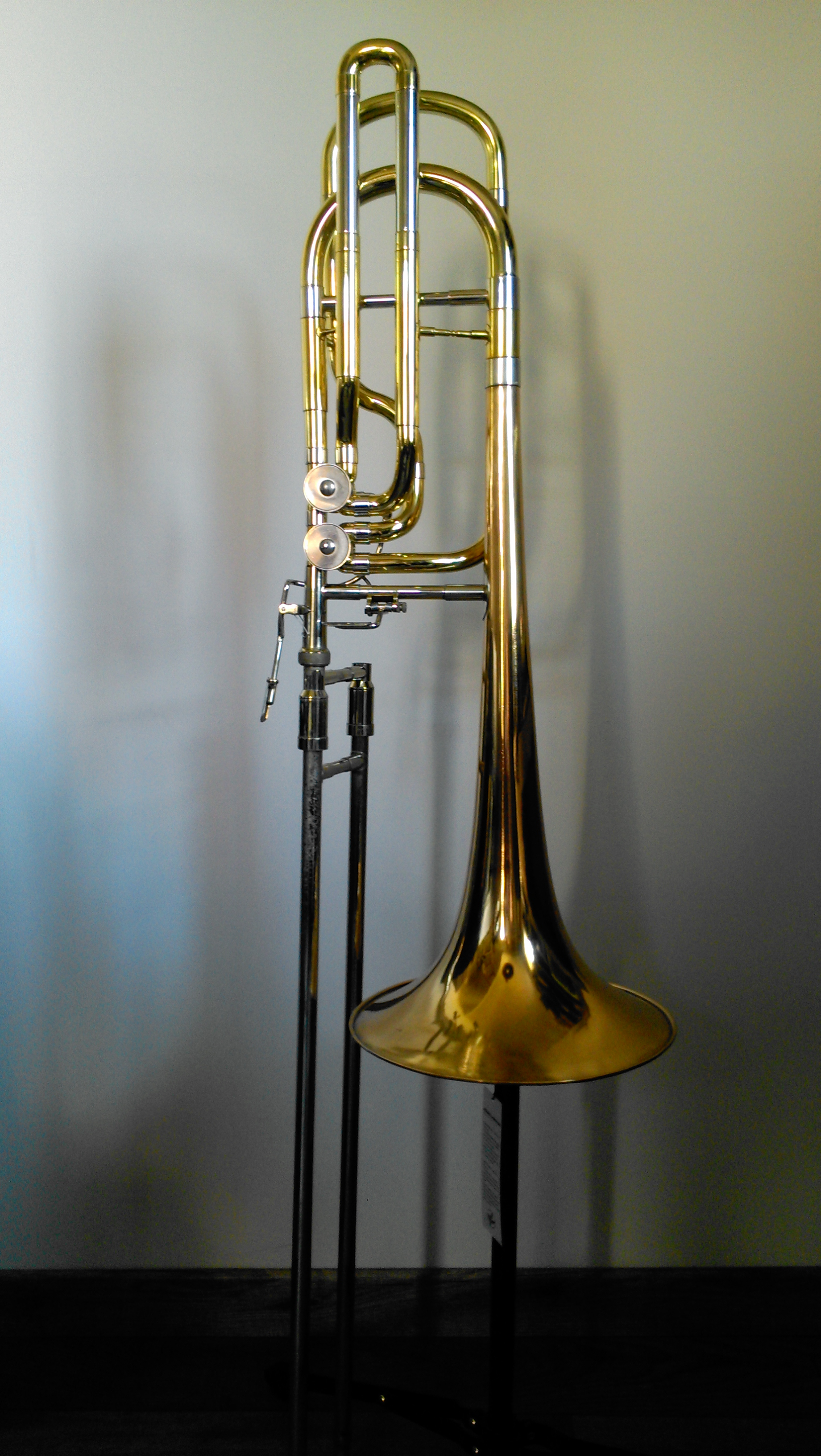 Trombone Basse Besson Sovereign
