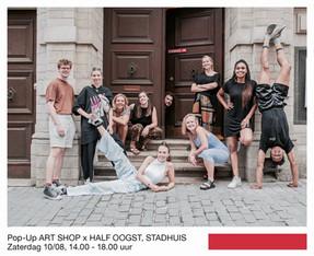 Half oogst, MIJNLEUVEN, Leuven, 2019.