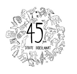 45j Hoeilaart.