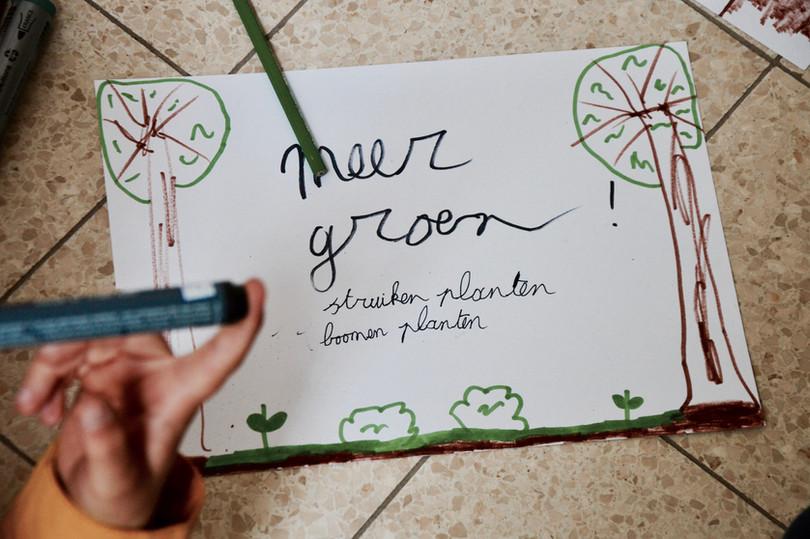 Guerilla Gardening, Labo curieus, Lovenjoel, 2018.
