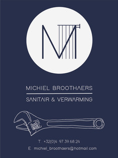 Logo Michiel Broothaers.