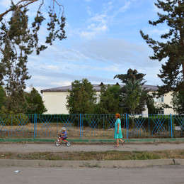 Kyrgyzstan, 2018.