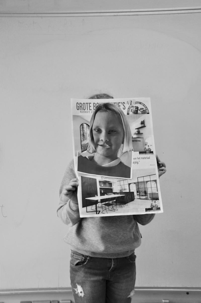 MUVO-les rond photoshop en interpretatie, 2019.