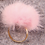 Thumbnail: FAUX FUR POMPOM RINGS