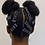 Thumbnail: STATEMENT RHINESTONE HAIRPINS