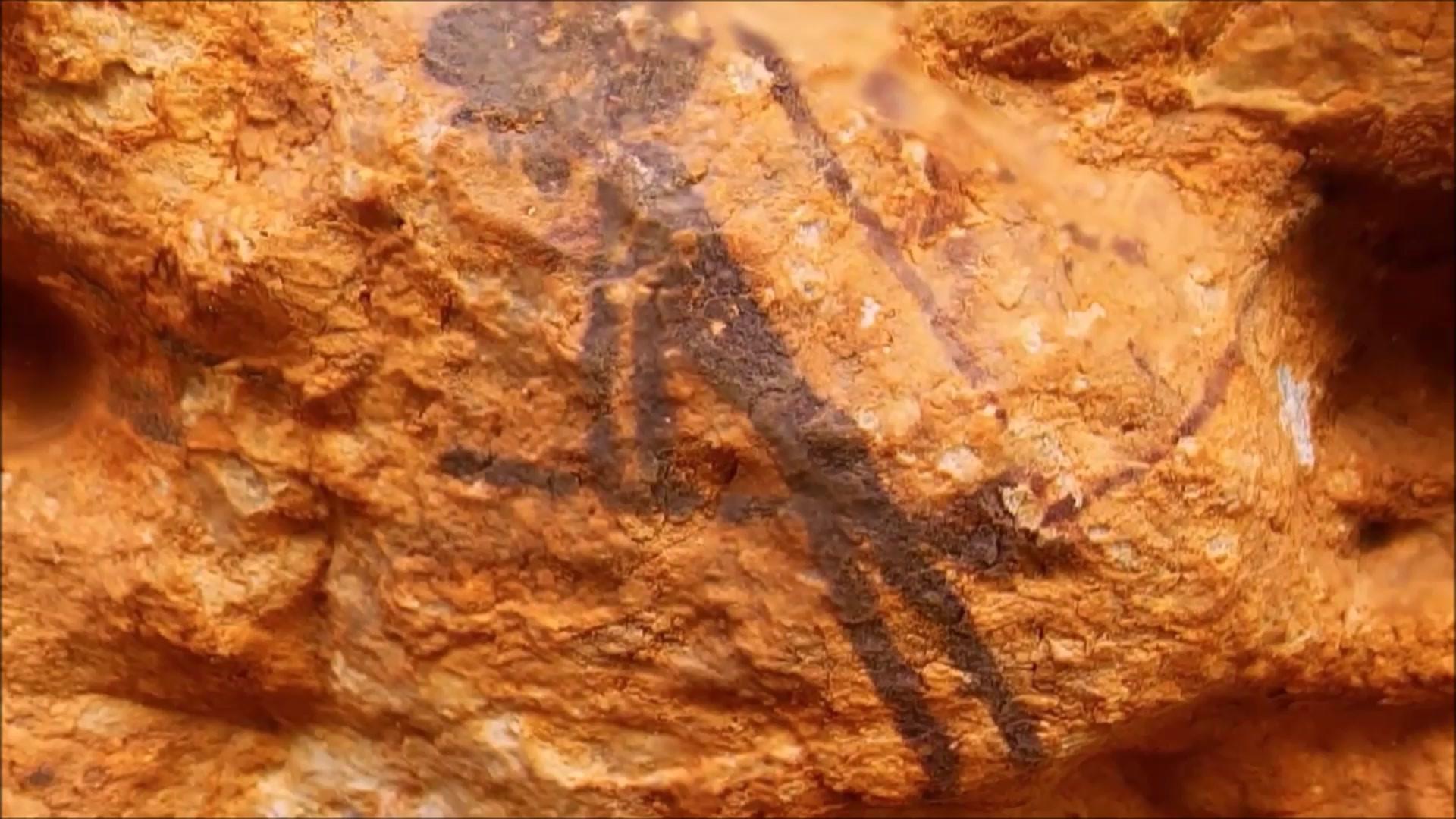 Pinturas rupestres 10.000 - 6.500 a.C.