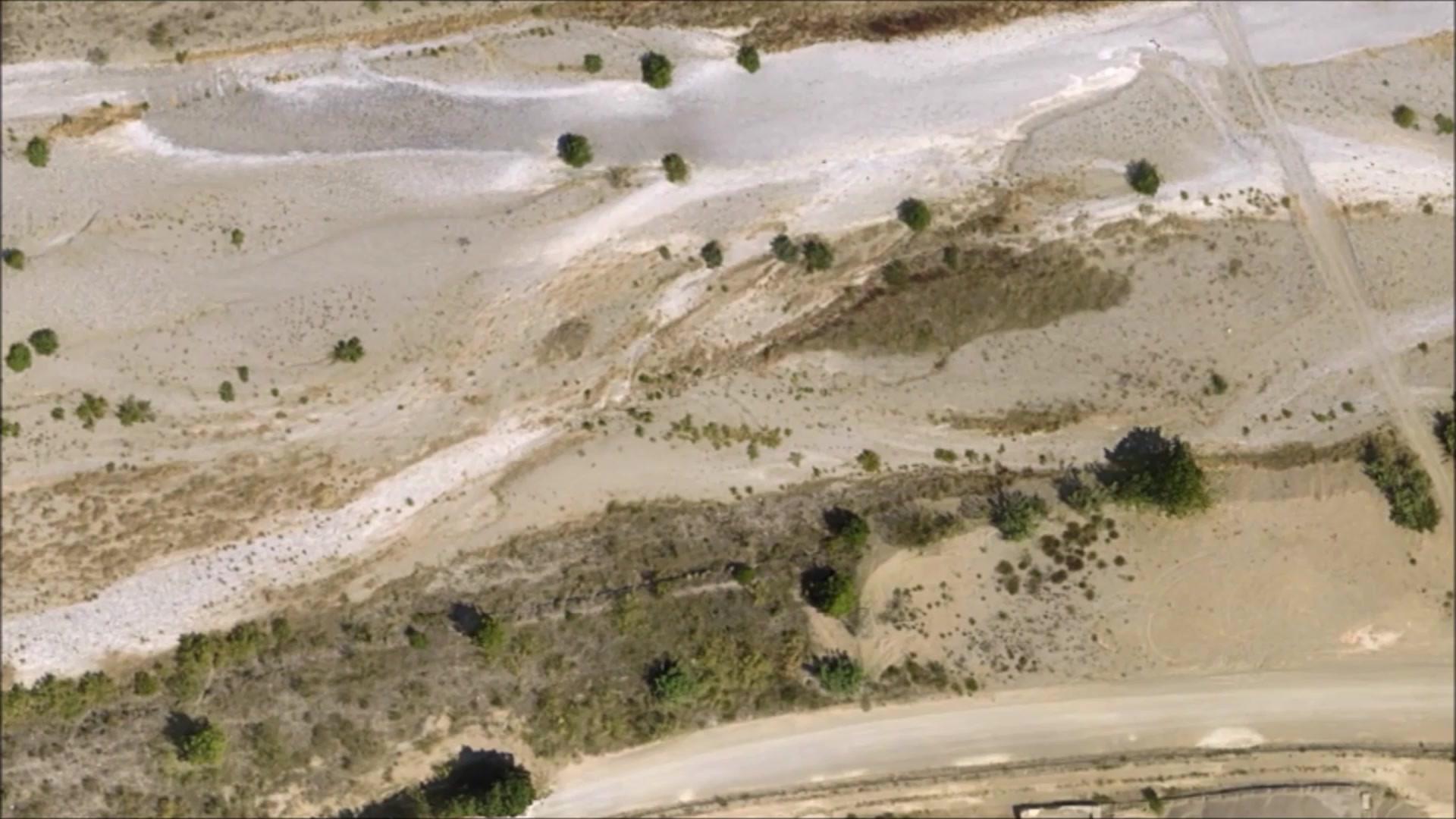 Obtención de ortofotografías e información topográfica de alta resolución en cauces fluviales