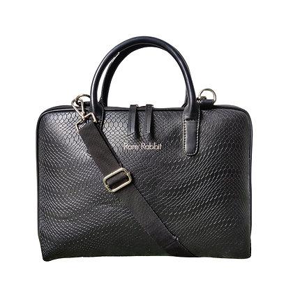 Slim Men Laptop Bag (American Croco)