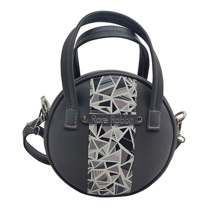 Girls Mini Round Shoulder/Crossbody Bag