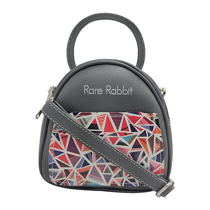 Girls Mini Oval Shoulder/Crossbody Bag