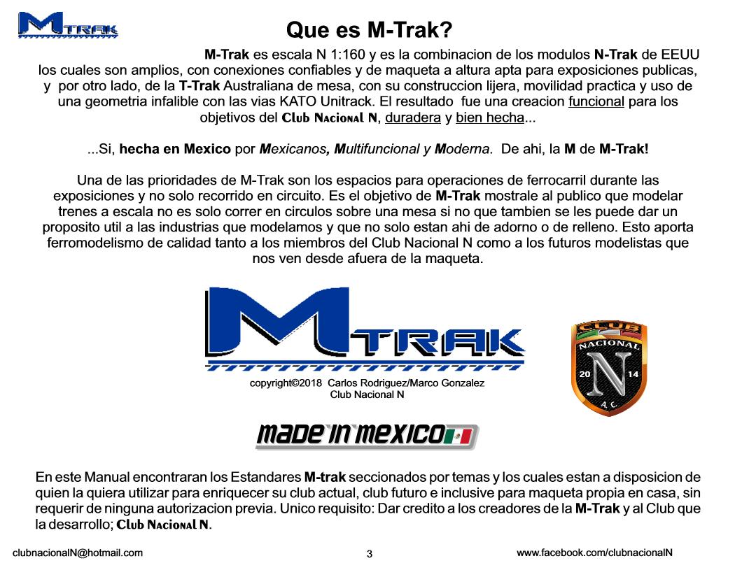 Que es MTrak