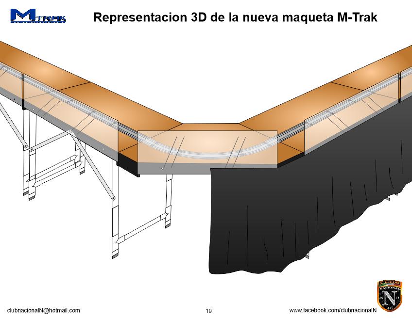 3D Mtrak