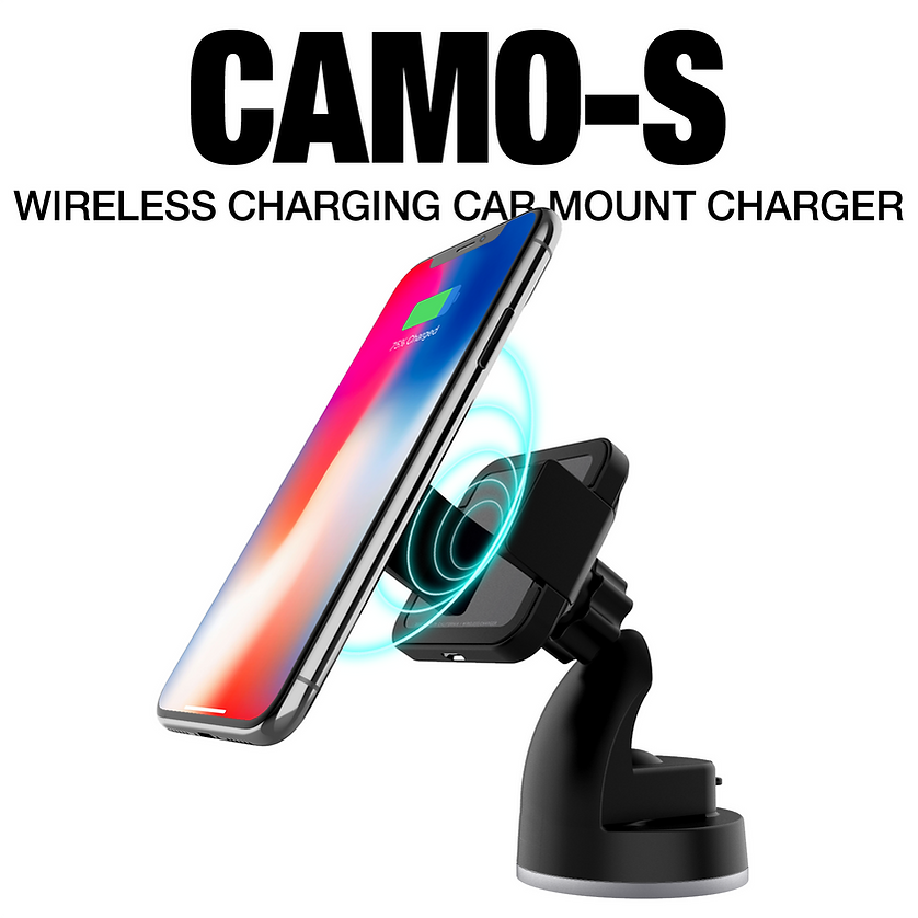 Patchworks-CAMO-S-wireless charging car