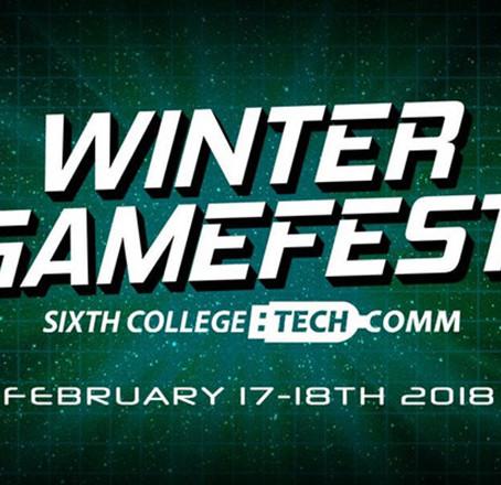Winter GameFest 2018