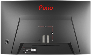 Pixio PXC273 144hz budget vesa ready curved gaming monitor