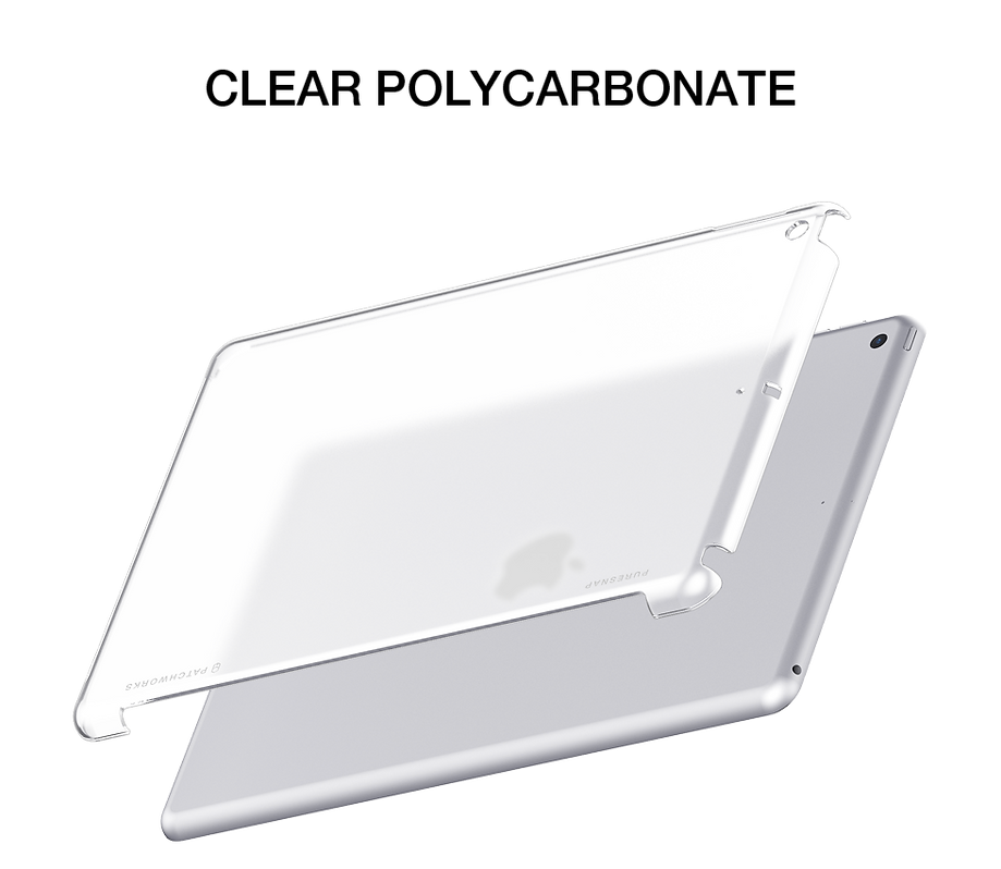 Patchworks-Pure Snap Clear Case-iPad-003