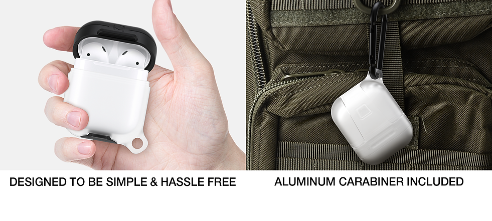Patchworks-Pure POCKET-waterproof airpod