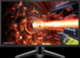 "Pixio PX329 32"" 165hz gaming monitor"
