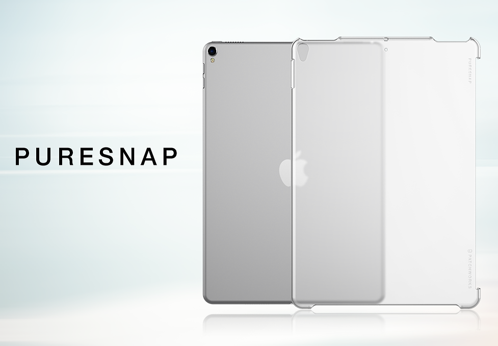 Patchworks-Pure Snap Clear Case-iPad-004