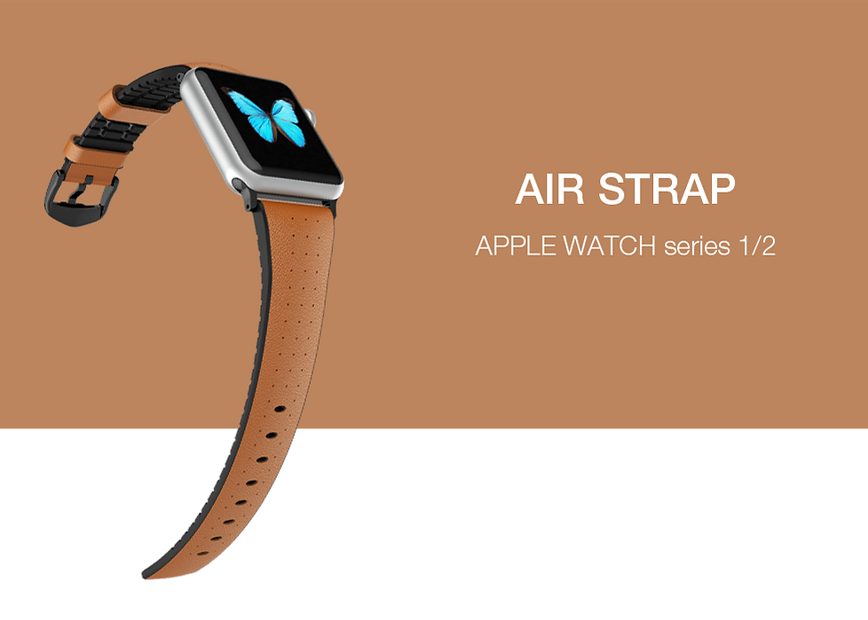 Patchworks Air Strap for apple watch ser