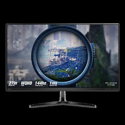 PX276 Pixo 144hz 1ms Best Gaming 27inch Monitor Budget