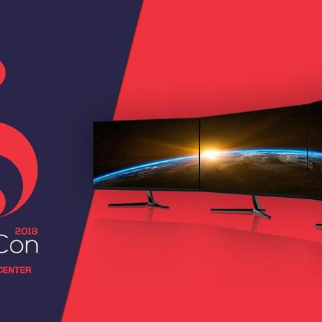 Pixio X Guardian Con 2018