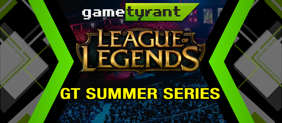 Pixio is sponsoring Gametyrant's League of Legends #GTSummerSeries!