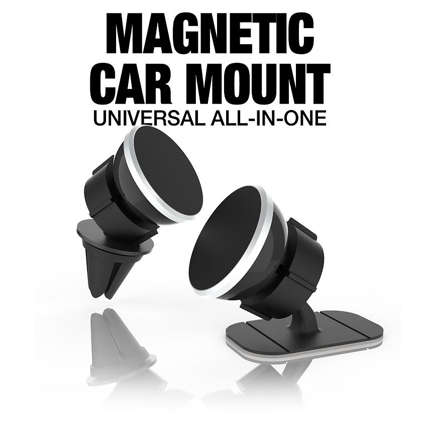 Patchworks-Magnetic Car Mount mobile pho