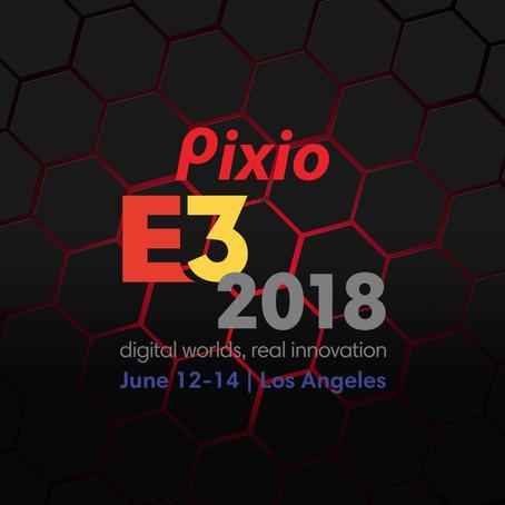 Pixio X E3 2018