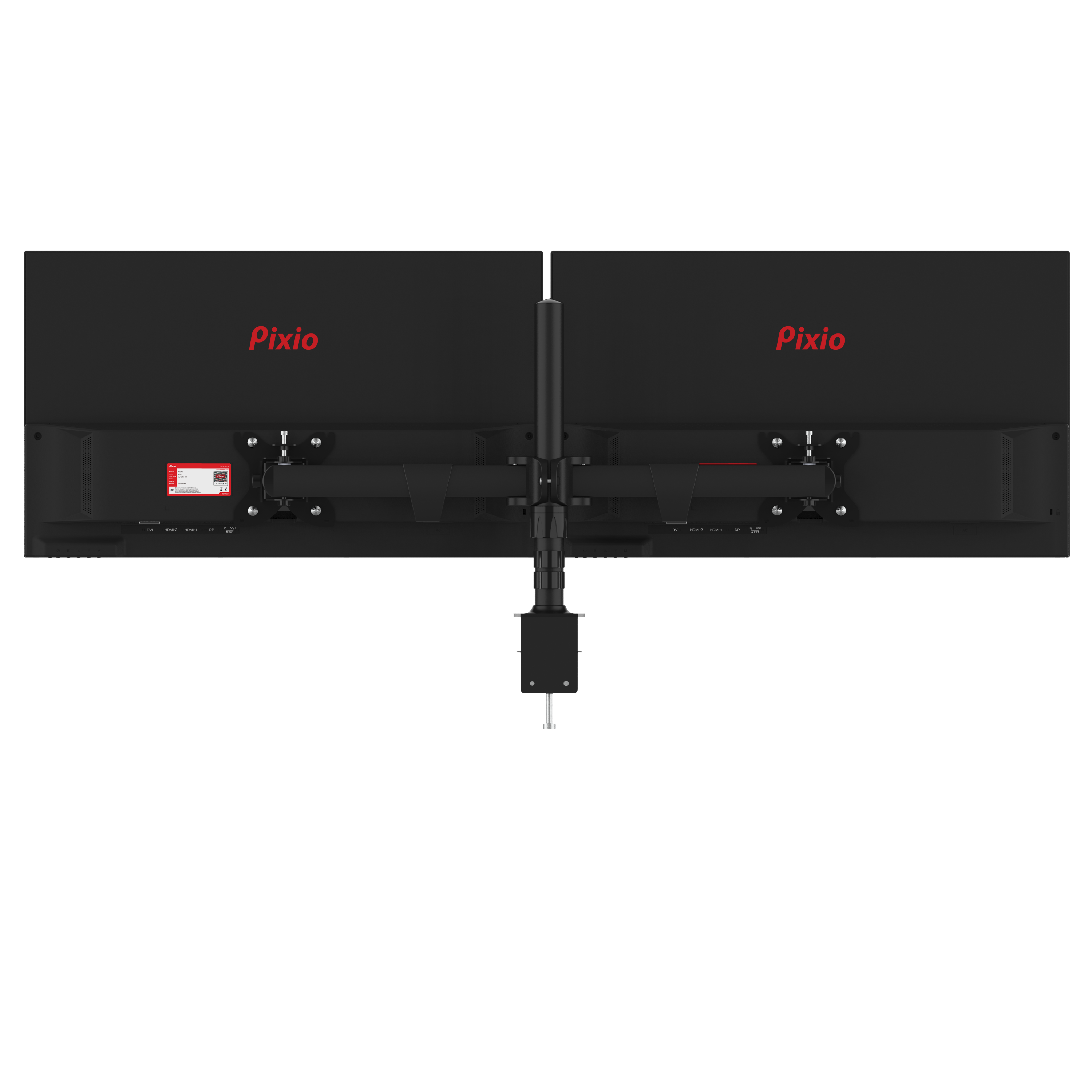 Mount for Dual Monitor-001-276