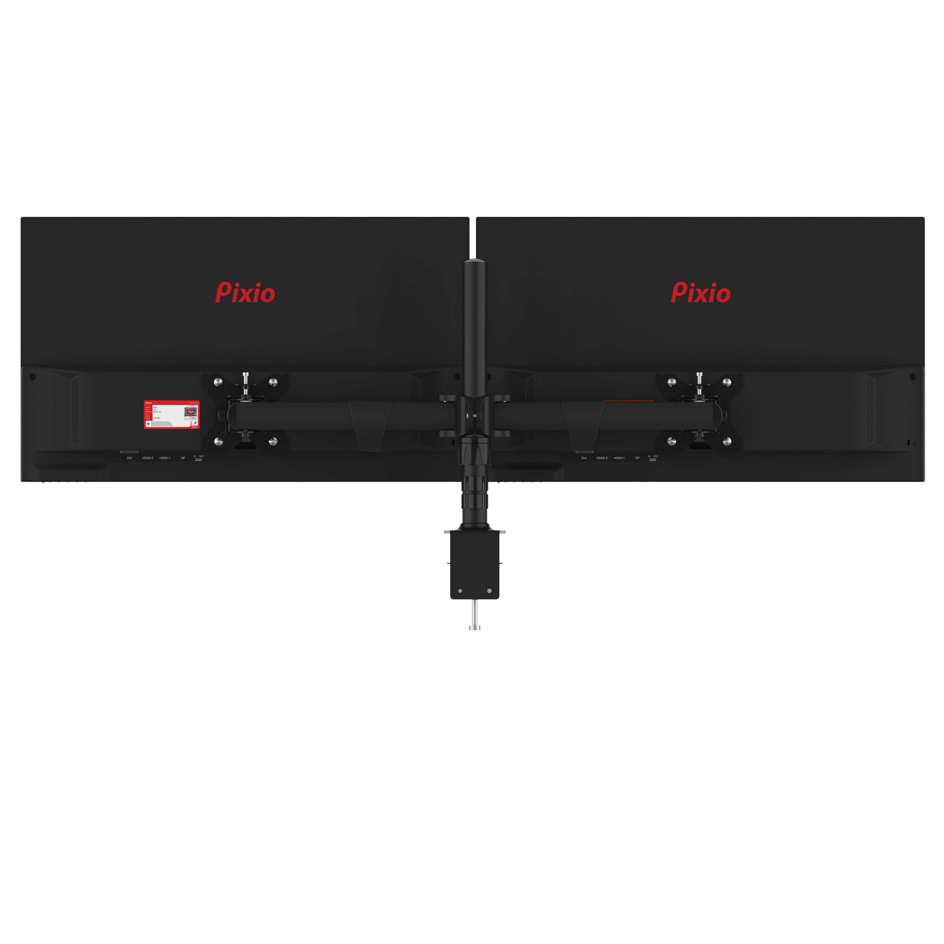 Mount for Dual Monitor-001