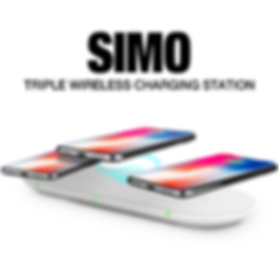 Patchworks-Simo-multi wireless charging