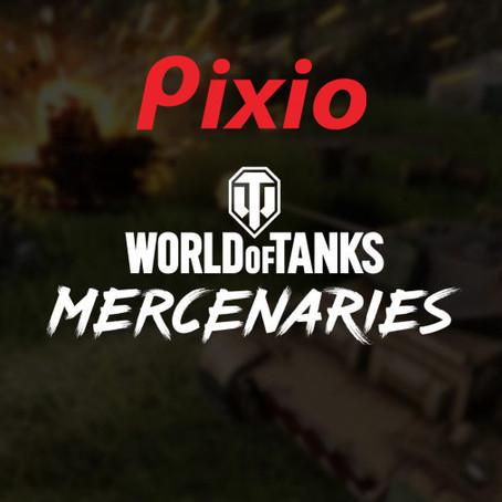 Wargaming Presents World of Tanks: Mercenaries