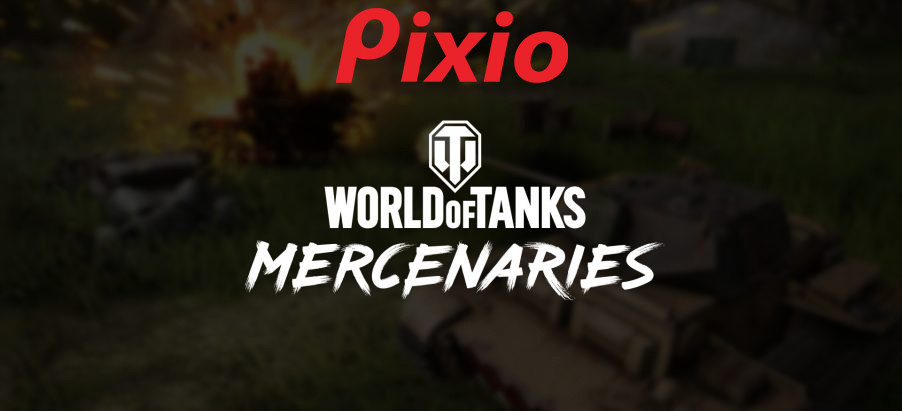 Wargaming Presents World of Tanks: Mercenaries
