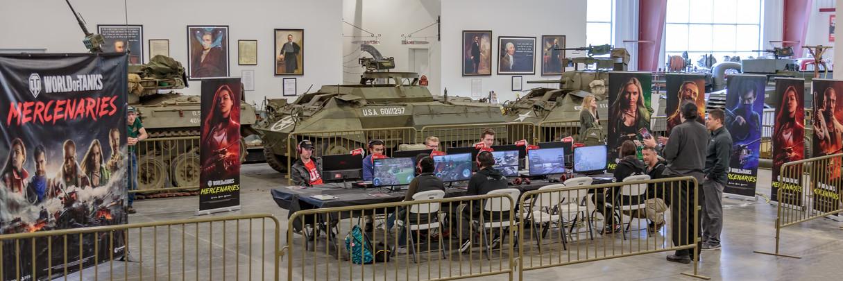 World of Tank Event