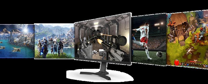 Pixio PX7 27in WQHD IPS DCI-P3 gamut HDR 165Hz premium gaming monitor