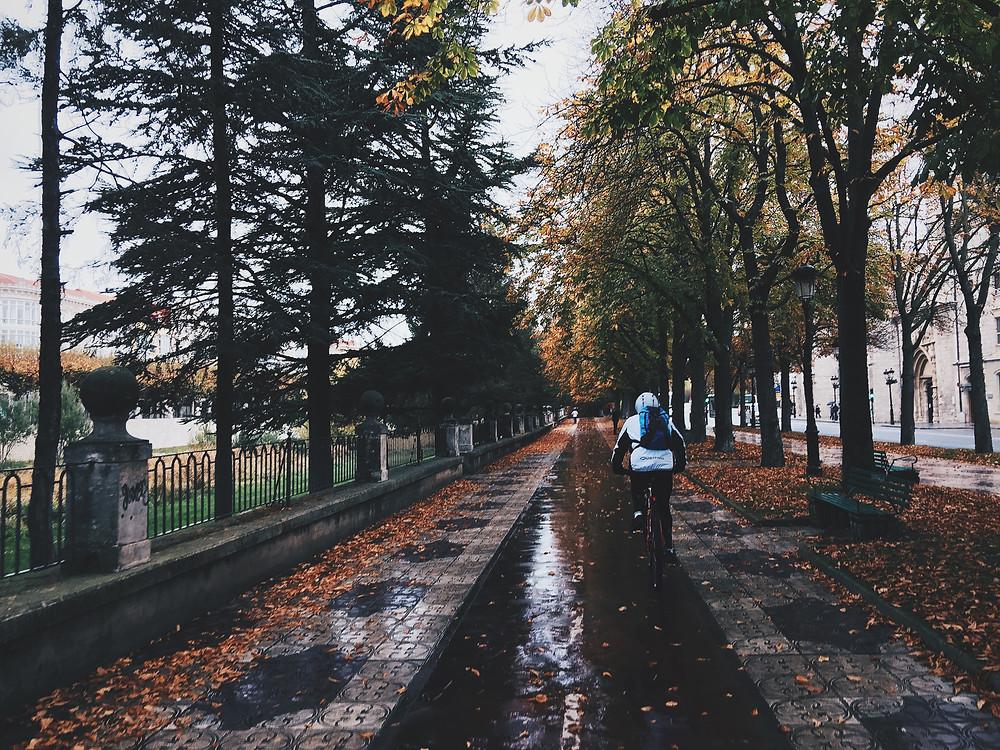 Bike Lane, Burgos