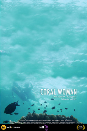 Coral Woman