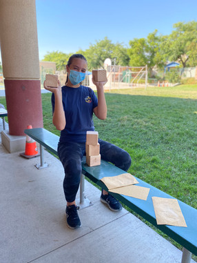 Junior High craft activities