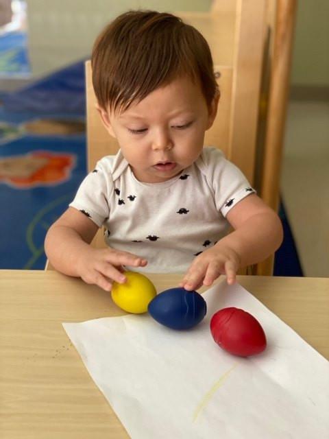 Infant Montessori