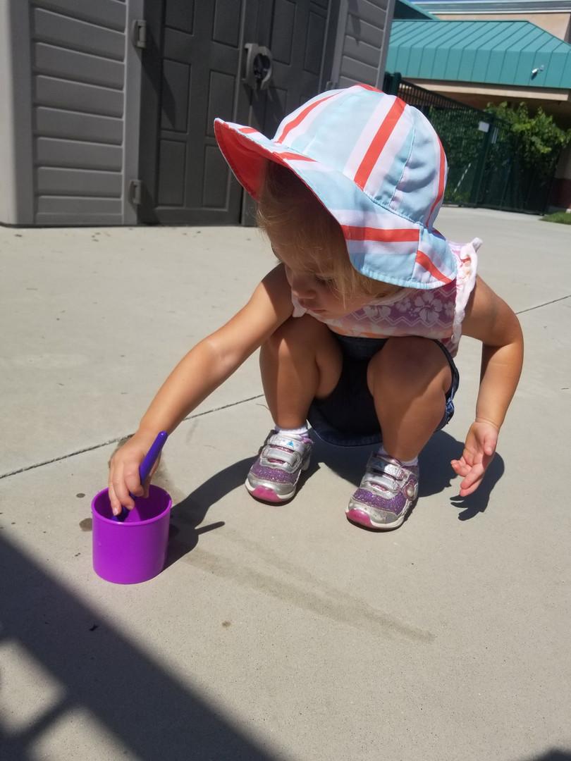 Toddler Montessori