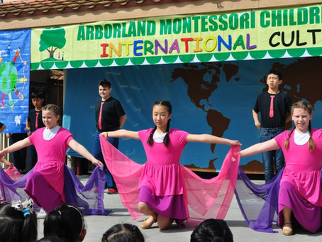 Importance of the Arts Program in Montessori Education